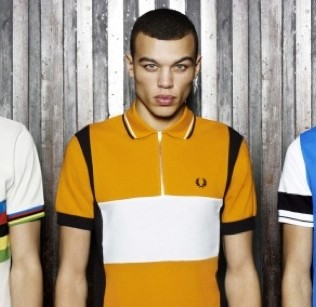 FRED PERRY CYCLING BLACK COLLECTION TOKYO INDIE
