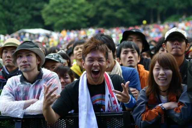 Fuji Rock Festival 2011