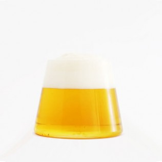 FUJIYAMA BEER GLASS TOKYO INDIE