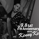 FANCY HIM 7th ANNIVERSARY FEATURING KENNY KENNY