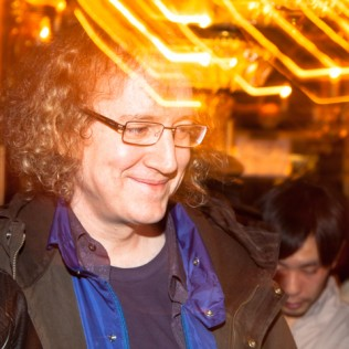 Kevin Shields Tokyo Indie My Bloody Valentine DJ Set
