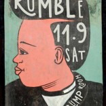 RUMBLE IN THE JUNGLE TOKYO INDIE
